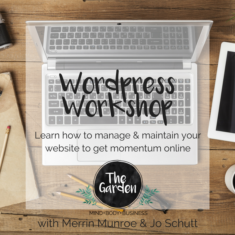 WordpressWorkshop