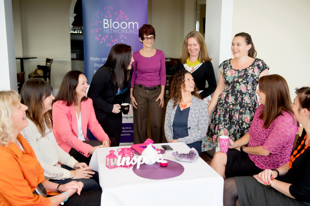Join Bloom Networking