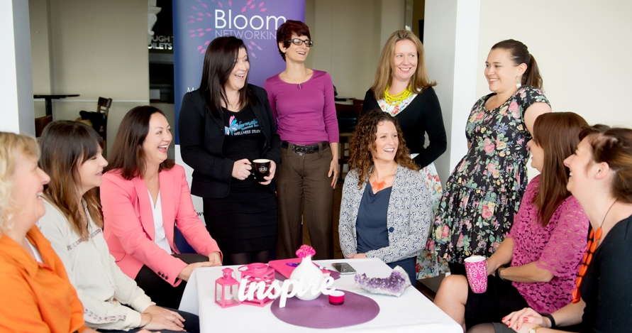Bloom-Networking chat