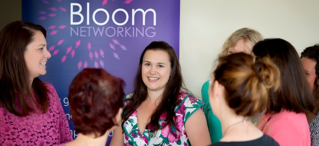 Bloom-Networking girls