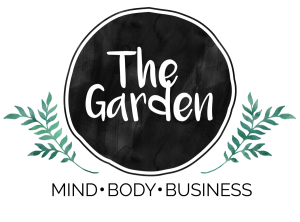 The Garden Logo - medium